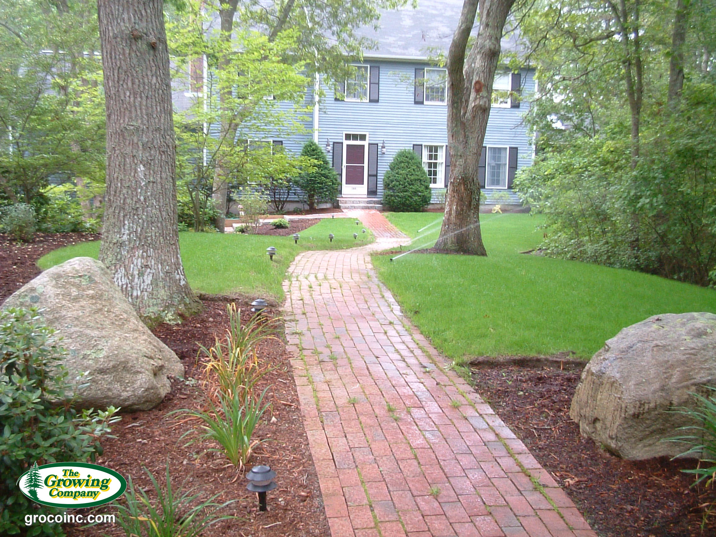 Irrigation Design & Installation for Cotuit, Osterville, Chatham ...