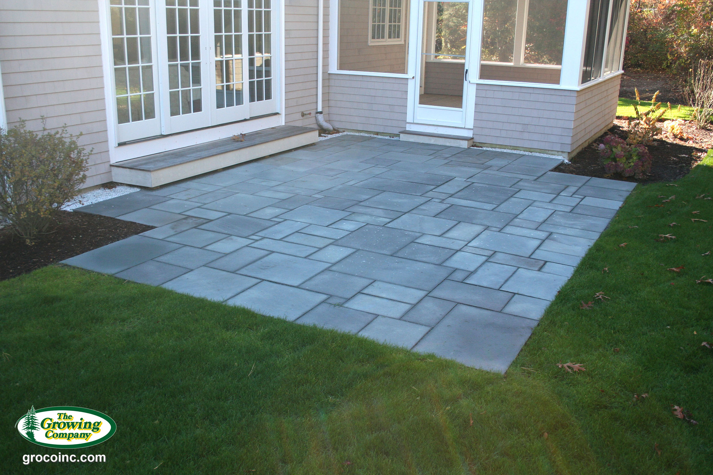 Brick Amp Bluestone Patios For Cotuit Osterville Chatham